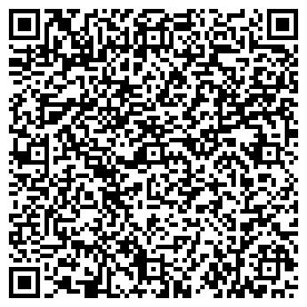 QR-код с контактной информацией организации СВОИ ЛЮДИ