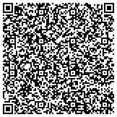 QR-код с контактной информацией организации Иркутский детский дом-интернат №1 для умственно отсталых детей