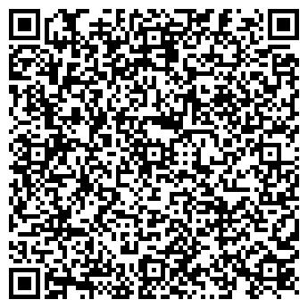 QR-код с контактной информацией организации ЛИСТАС-ТУР