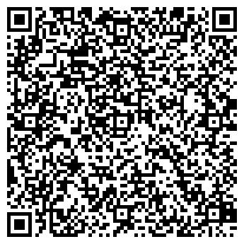 QR-код с контактной информацией организации МАК-ТУР