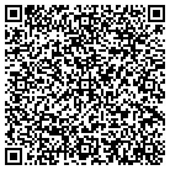 QR-код с контактной информацией организации АИСТ, АО, интернет-компания