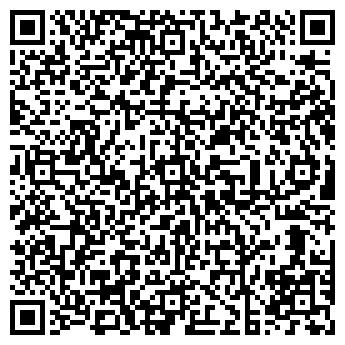 QR-код с контактной информацией организации ПРОФАТОМФОНД