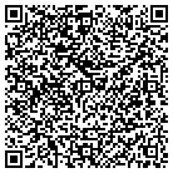 QR-код с контактной информацией организации ХИТТРЭВЕЛ