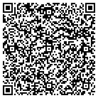 QR-код с контактной информацией организации HOTT-TOUR