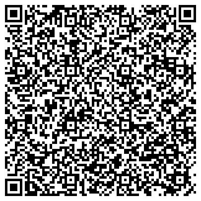 QR-код с контактной информацией организации РОССИЙСКИЕ ЖЕЛЕЗНЫЕ ДОРОГИ