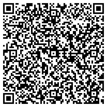 QR-код с контактной информацией организации THE PLACE