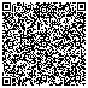 QR-код с контактной информацией организации Эксалайн