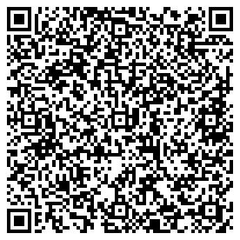 QR-код с контактной информацией организации Управление пенсионного фонда