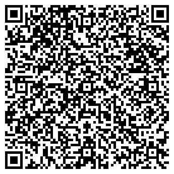 QR-код с контактной информацией организации БИРЖА