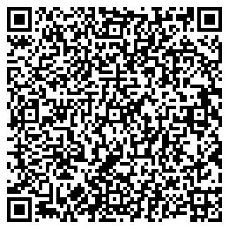 QR-код с контактной информацией организации Градусник