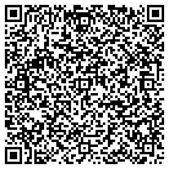 QR-код с контактной информацией организации ЕВРАЗБАНК