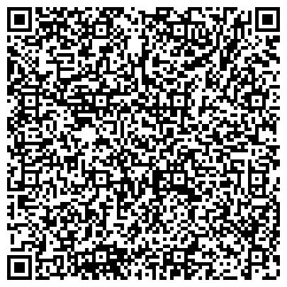 QR-код с контактной информацией организации Ростехинвентаризация-Федеральное БТИ, ФГУП, филиал по Алтайскому краю