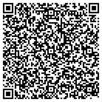 QR-код с контактной информацией организации РОСПРОФЖЕЛ