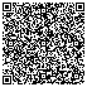 QR-код с контактной информацией организации ИРОНБАНК АКБ