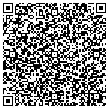 QR-код с контактной информацией организации Милан+
