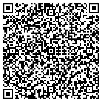 QR-код с контактной информацией организации ЖИВЫЕ ПОТОКИ