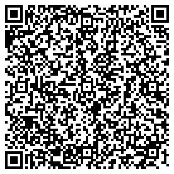 QR-код с контактной информацией организации ШКОЛА № 518