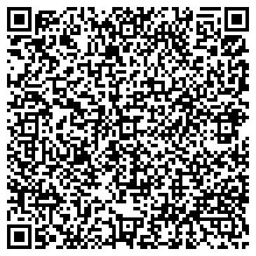 QR-код с контактной информацией организации АЛЬТЕРНАТИВА+М