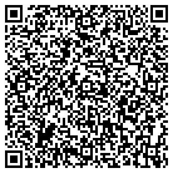 QR-код с контактной информацией организации ИНКАСТРАНС