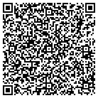 QR-код с контактной информацией организации Магнит, универсам