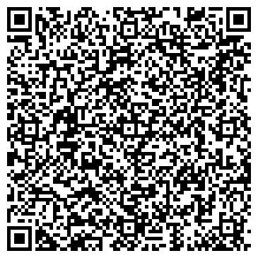 QR-код с контактной информацией организации I LOVE ENGLISH