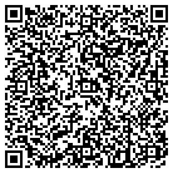 QR-код с контактной информацией организации ДЕТСКИЙ САД № 2521