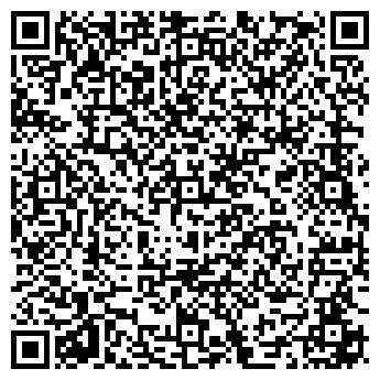 QR-код с контактной информацией организации ХОНДА БУСИНОВО