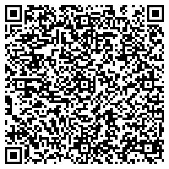 QR-код с контактной информацией организации Choco sport