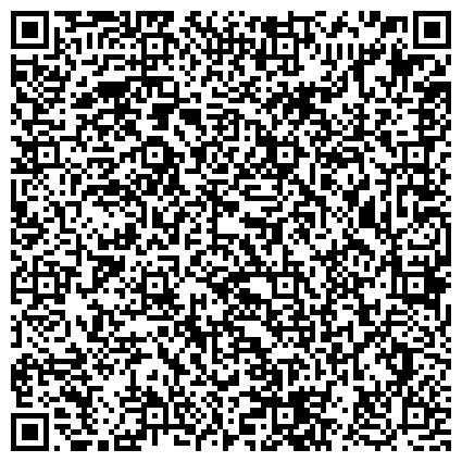 QR-код с контактной информацией организации ГОРОДСКАЯ ПОЛИКЛИНИКА № 195