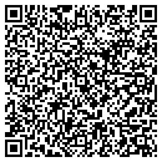 QR-код с контактной информацией организации ЗАО РУСЬ