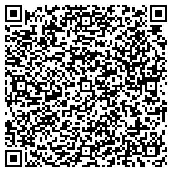 QR-код с контактной информацией организации Счастливый малыш