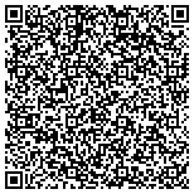 QR-код с контактной информацией организации Центр занятости населения Ленинского административного округа г. Омска