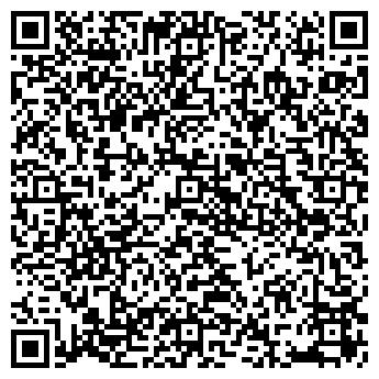QR-код с контактной информацией организации ПРИНЦЕССА