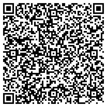 QR-код с контактной информацией организации GLAM NAILS