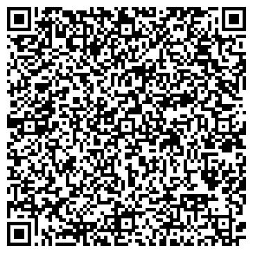 QR-код с контактной информацией организации Великолукский мясокомбинат, магазин мясной продукции