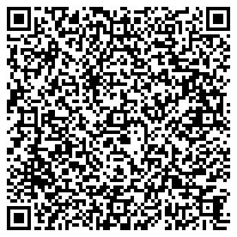 QR-код с контактной информацией организации ЛЕДИ МН