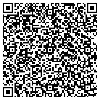 QR-код с контактной информацией организации Обжора, специализированный магазин