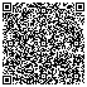 QR-код с контактной информацией организации ХЦ В ТРК ОБЛАКА