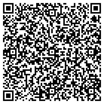 QR-код с контактной информацией организации ПАПА ДЖОНС
