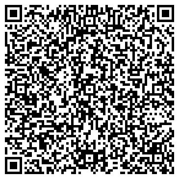QR-код с контактной информацией организации Дом детского творчества Октябрьского округа