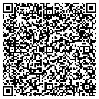 QR-код с контактной информацией организации ООО Ресурс Лес