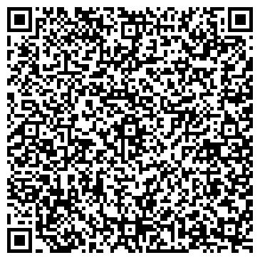 QR-код с контактной информацией организации Магазин фастфудной продукции, ИП Бурцева Э.И.