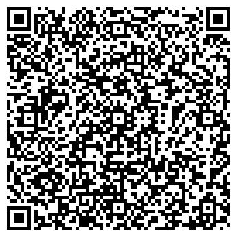 QR-код с контактной информацией организации Фрукты и овощи, магазин, ИП Крюков О.В.