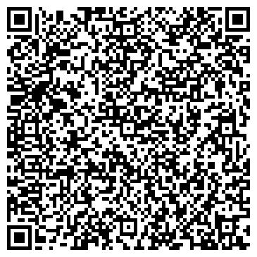 QR-код с контактной информацией организации ПОЛИКЛИНИКА № 5 ФСБ