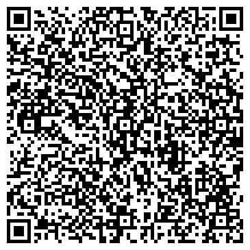 QR-код с контактной информацией организации РАДУГА ЦВЕТА ВАШИХ ВОЛОС