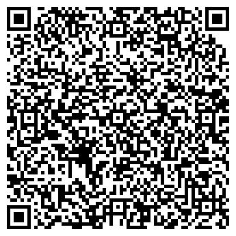 QR-код с контактной информацией организации Серебряный мир