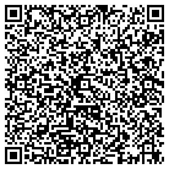QR-код с контактной информацией организации ПАНЧО И САНЧО