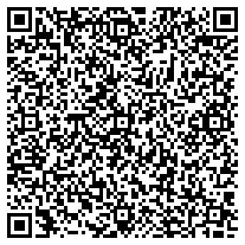 QR-код с контактной информацией организации DEBUT