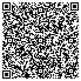 QR-код с контактной информацией организации ЗАО Коммед