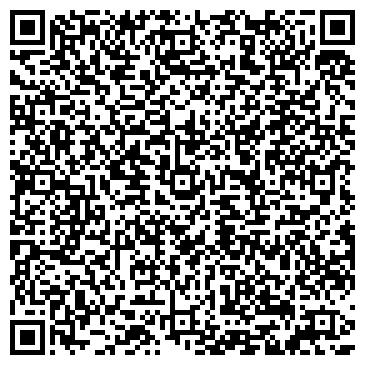 QR-код с контактной информацией организации Арт-Холл